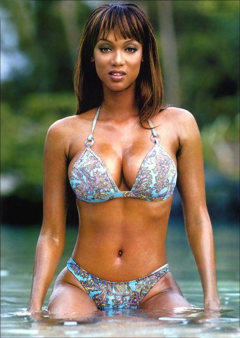 Tyra Banks: Onun kabusu deniz canlıları...